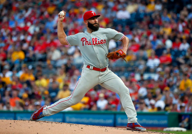 PA: Philadelphia Phillies v Pittsburgh Pirates