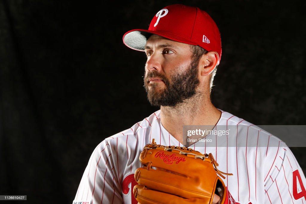 Philadelphia Phillies Photo Day : News Photo