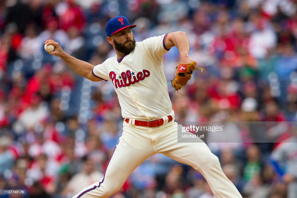 PA: New York Mets v Philadelphia Phillies