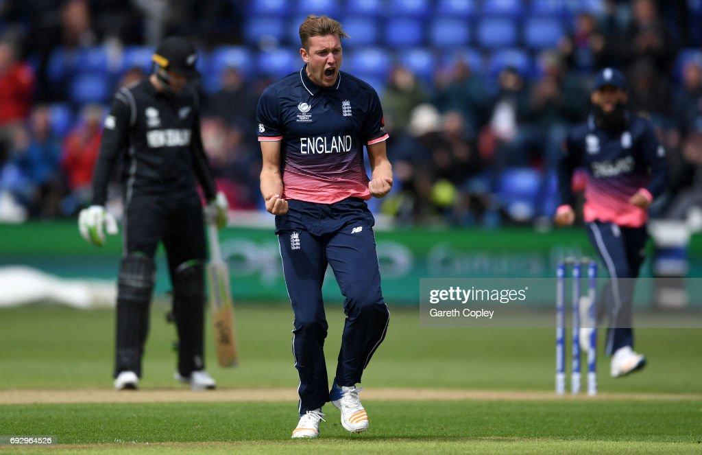 England v New Zealand - ICC Champions Trophy