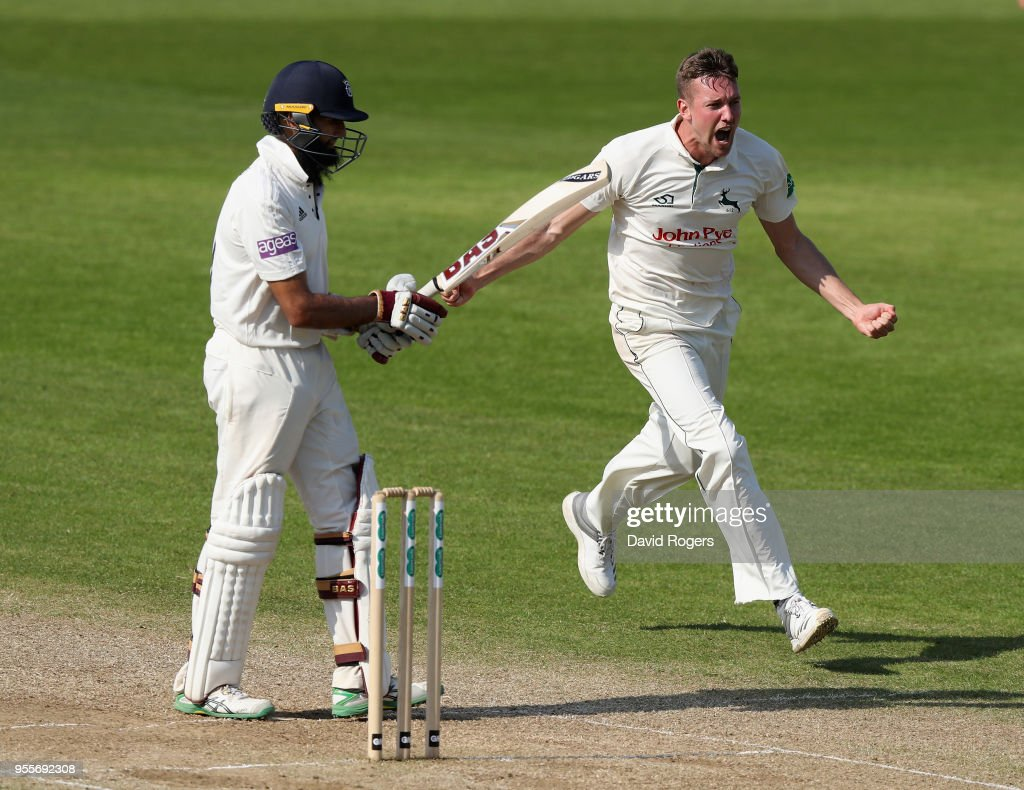 Nottinghamshire v Hampshire - Specsavers County Championship: Division One