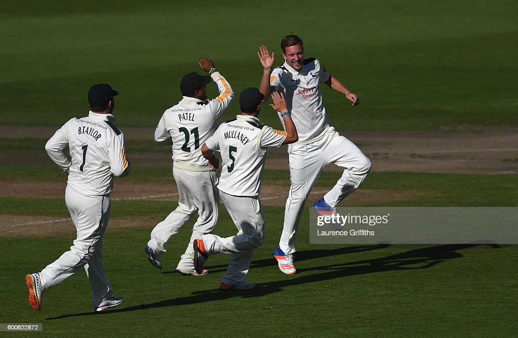 Nottinghamshire v Middlesex Specsavers County Championship: Division One