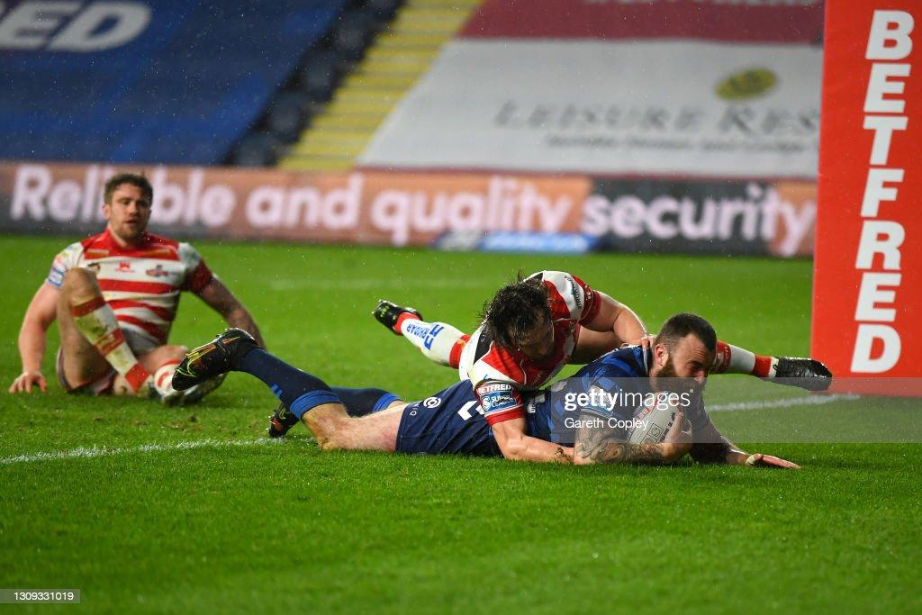 Leigh Centurions v Wigan Warriors - Betfred Super League : News Photo