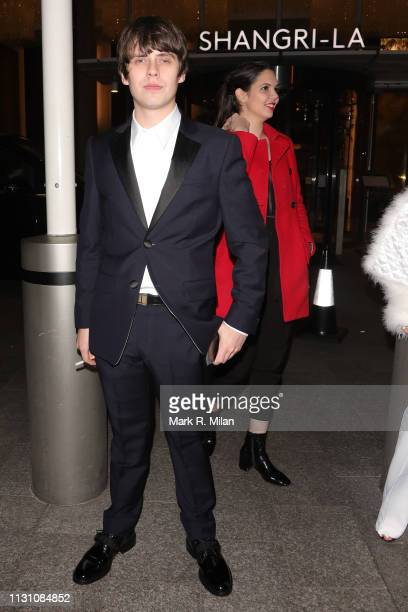 Jake Bugg attending the Sony BRITS 2019 After Party at Aquashard on February 20 2019 in London England
