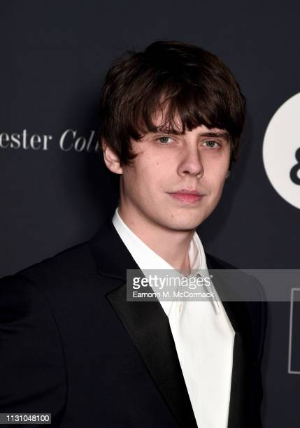 Jake Bugg attends the Sony Music BRIT awards after party at aqua shard on February 20 2019 in London England