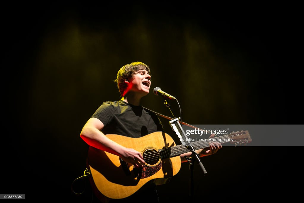 Jake Bugg Performs At Colston Hall, Bristol