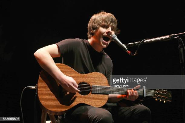 Jake Bugg performs at The Hexagon on November 24 2017 in Reading England