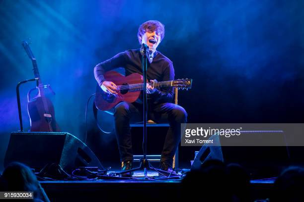 Jake Bugg performs in concert at sala Apolo on February 8 2018 in Barcelona Spain