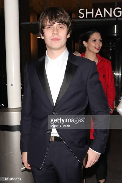 Jake Buggattending the Sony BRITS 2019 After Party at Aquashard on February 20 2019 in London England