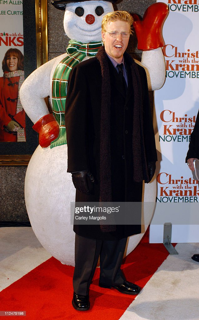 Jake Busey during 'Christmas with the Kranks' New York Premiere at Radio City Music Hall in New York City, New York, United States.