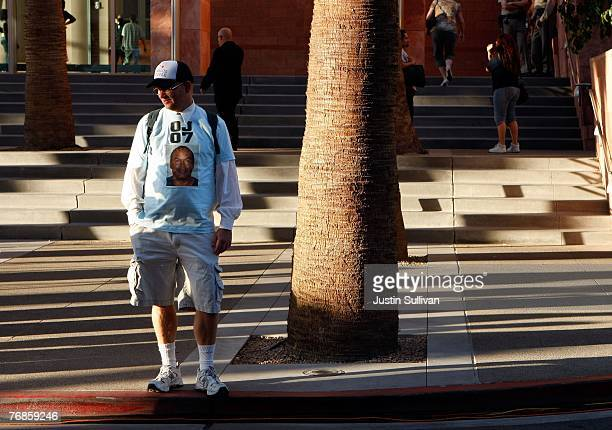 Justin Simpson Son Of O.J. Simpson Stockfotos en -beelden
