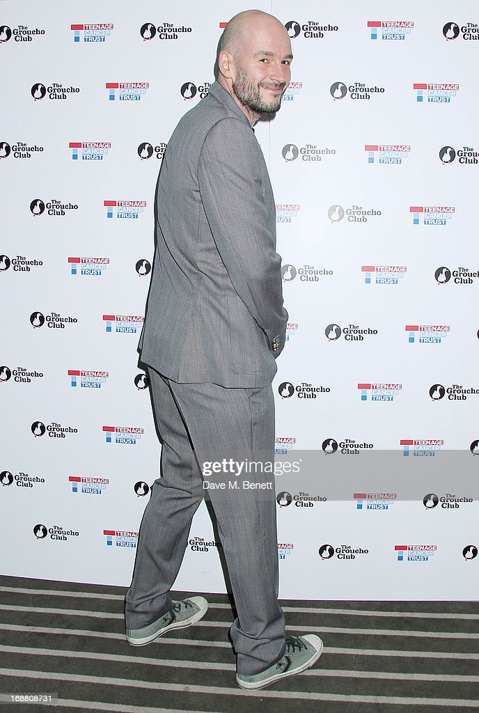 Annual Fundraising Art Auction In Aid Of Teenage Cancer Trust At The Groucho Club - Arrivals