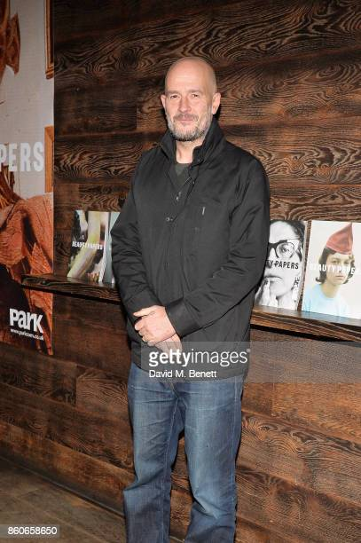 Jake Chapman attends Beauty Papers An Evening Of Etiquette With The Chapman Brothers at The London EDITION on October 12 2017 in London England