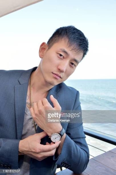 Jake Choi attends Breguet Marine Collection Launch at Little Beach House Malibu on July 11 2019 in Malibu California