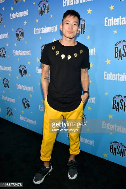 Jake Choi attends Entertainment Weekly's ComicCon Bash held at FLOAT Hard Rock Hotel San Diego on July 20 2019 in San Diego California sponsored by...