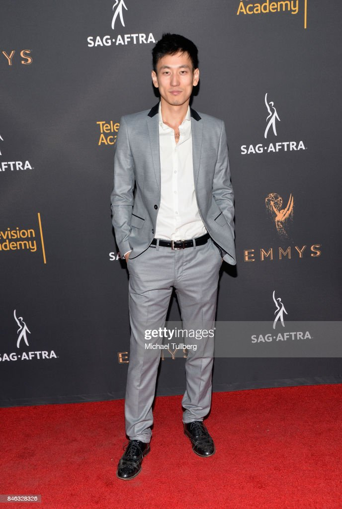 Jake Choi attends the Television Academy and SAG-AFTRA's 5th annual Dynamic and Diverse Celebration at Saban Media Center on September 12, 2017 in North Hollywood, California.