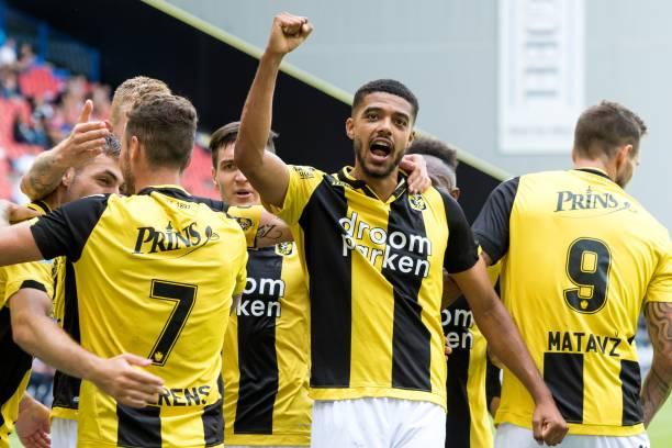 Dutch Eredivisie'Vitesse v FC Groningen'