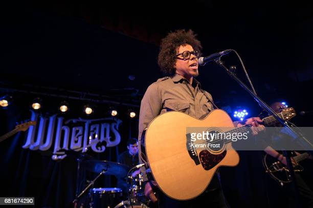 Jake Clemons performs at Whelan's on May 10, 2017 in Dublin, Ireland.