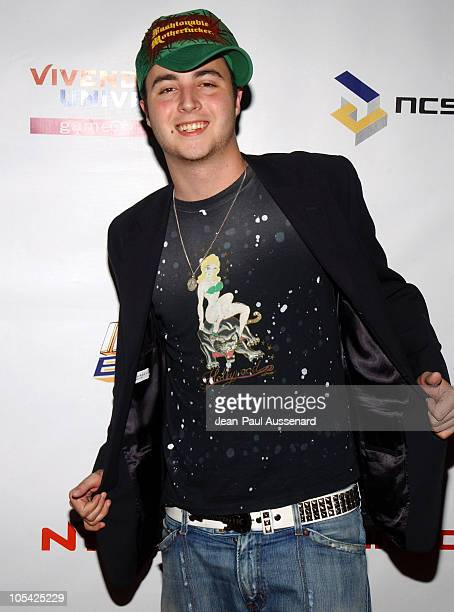 Jake Coco during Inside: E3 2005 Party at Avalon Hollywood in Hollywood, California, United States.