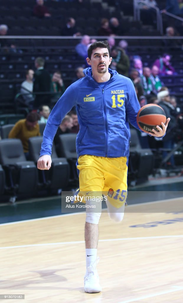 Zalgiris Kaunas v Maccabi Fox Tel Aviv - Turkish Airlines EuroLeague