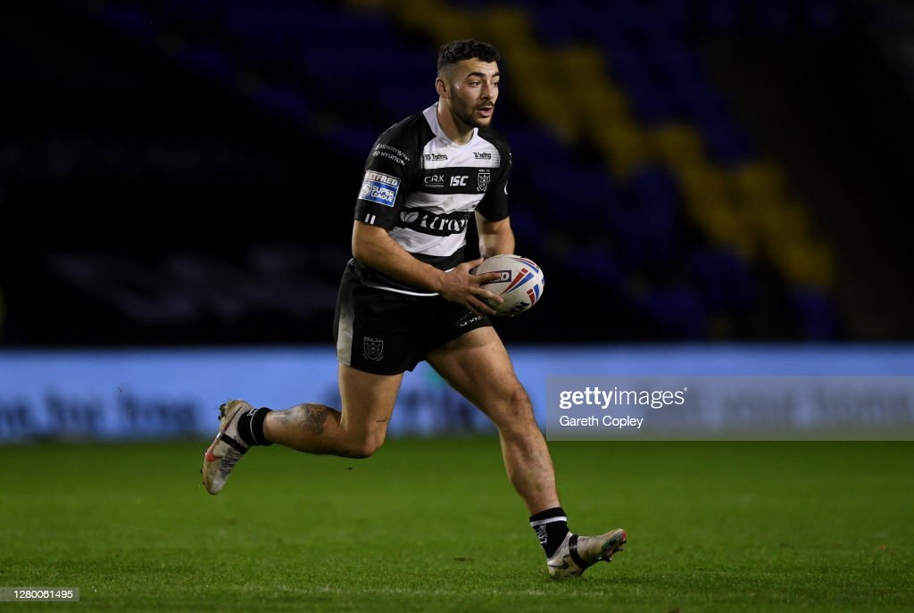 Hull FC v Huddersfield Giants - Betfred Super League : News Photo