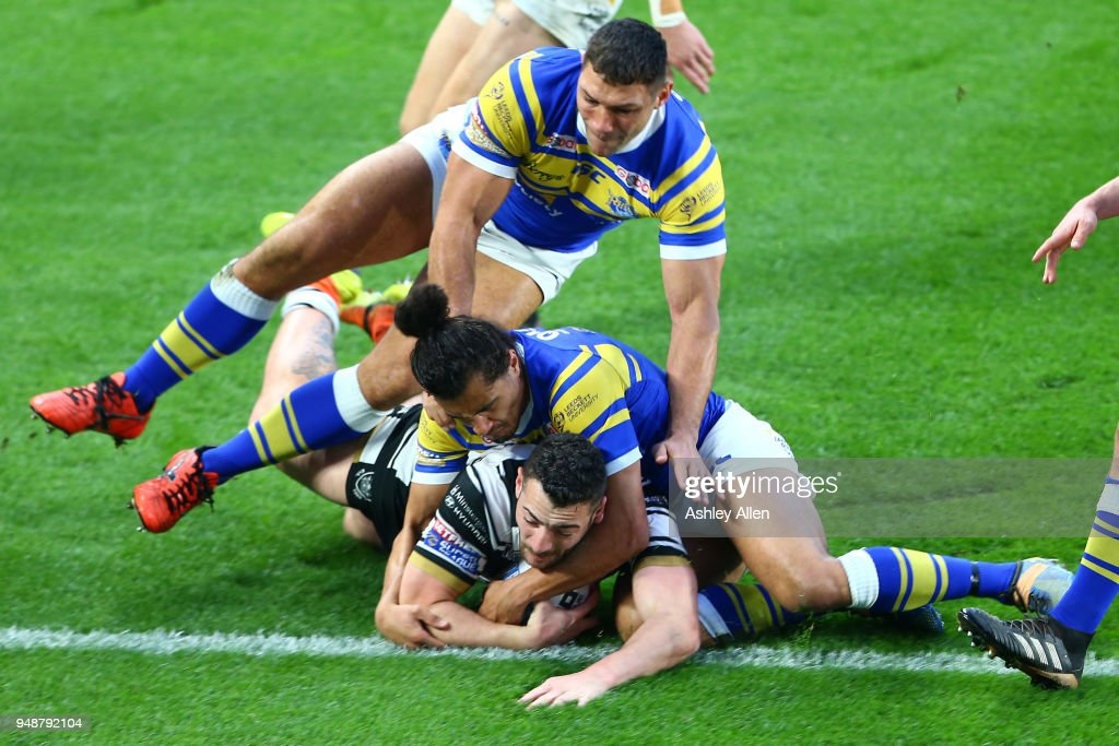 Hull FC v Leeds Rhinos - BetFred Super League