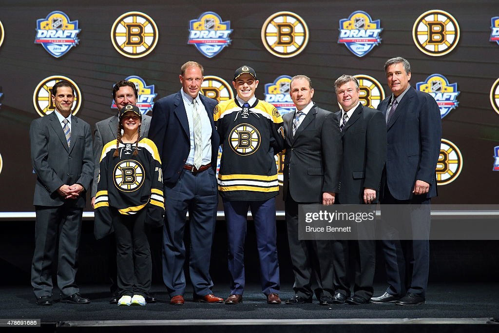 2015 NHL Draft - Round One : News Photo