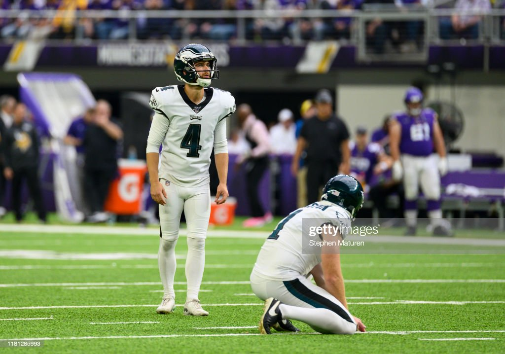 Philadelphia Eagles v Minnesota Vikings : News Photo