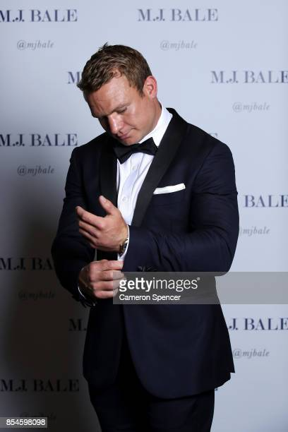 Jake Friend of the Roosters attends the MJ Bale Dally M League Of Gentlemen at The Star on September 27 2017 in Sydney Australia