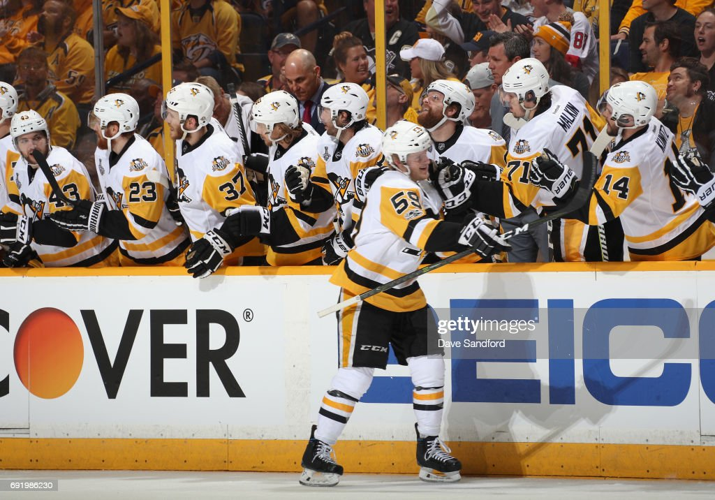 2017 NHL Stanley Cup Final - Game Three