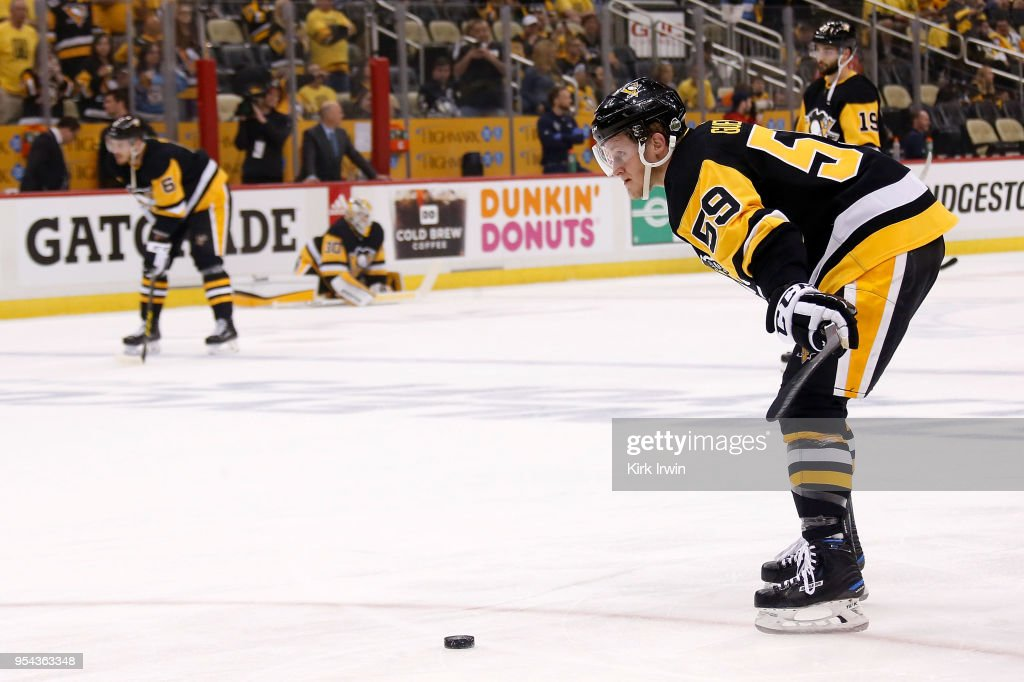 Washington Capitals v Pittsburgh Penguins - Game Four : News Photo