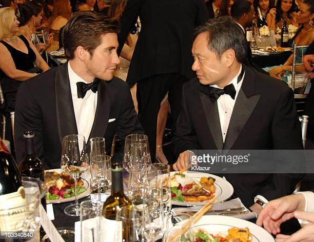 Jake Gyllenhaal and Ang Lee 10618_km0781JPG