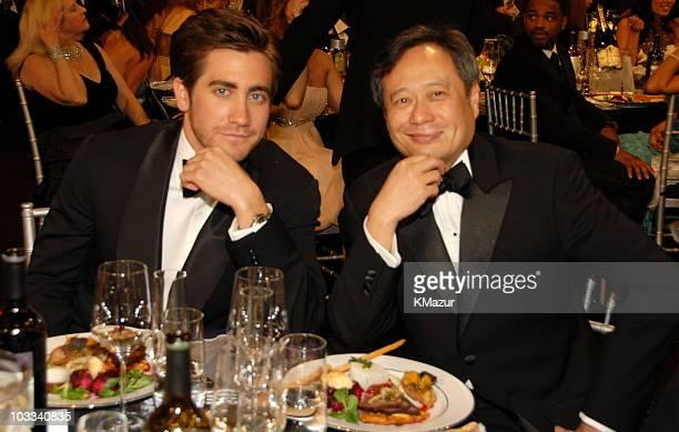 Jake Gyllenhaal and Ang Lee 10618_km0786JPG