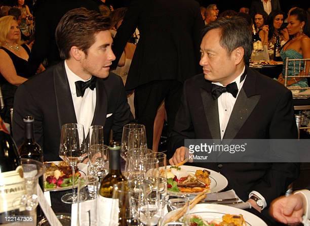 Jake Gyllenhaal and Ang Lee10618_km0783JPG