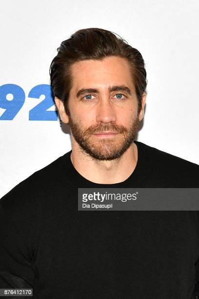 Jake Gyllenhaal attends 92nd Street Y presents Jake Gyllenhaal in Conversation followed by a Screening of 'Stronger' at 92nd Street Y on November 19...