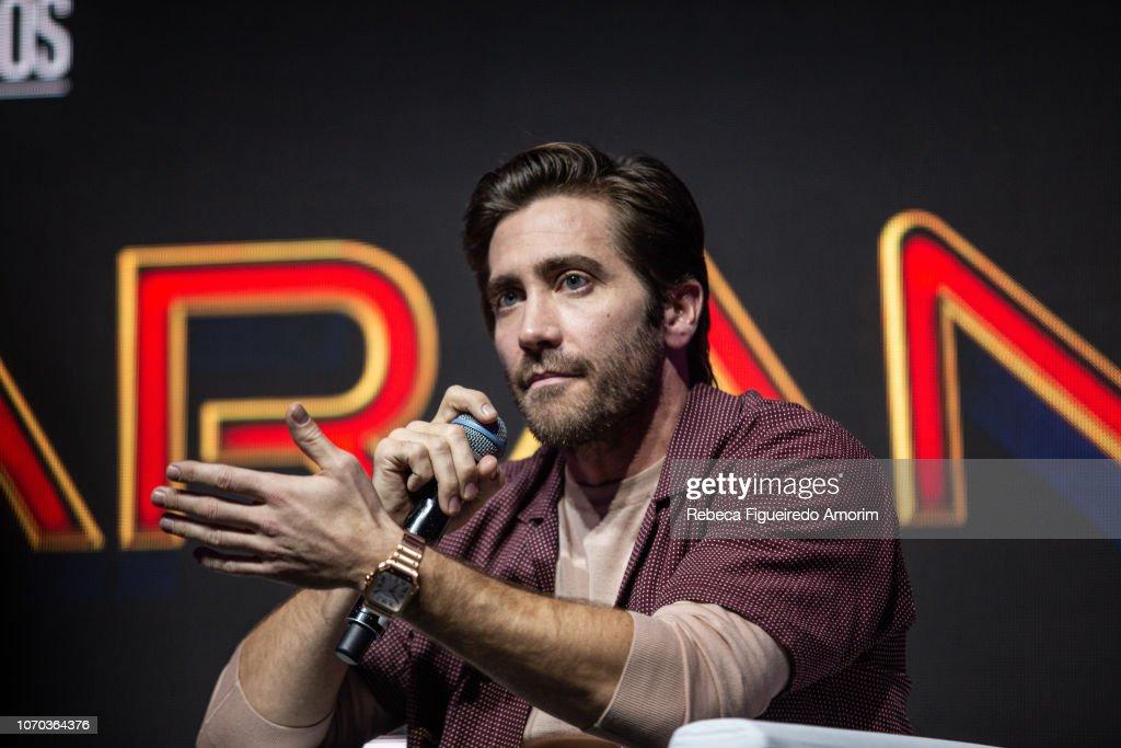 Sony at Sao Paulo Comic Con 2018 : News Photo