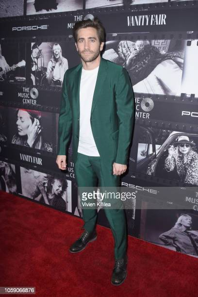 Jake Gyllenhaal attends Joni 75 A Birthday Celebration Live At The Dorothy Chandler Pavilion on November 7 2018 in Los Angeles California