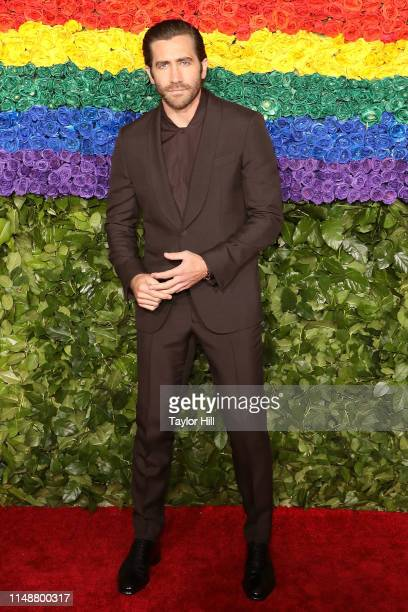 Jake Gyllenhaal attends the 2019 Tony Awards at Radio City Music Hall on June 9, 2019 in New York City.