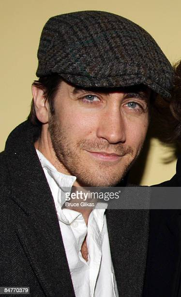 Jake Gyllenhaal attends the after party for the offbroadway opening night of Uncle Vanya at Pangea on February 12 2009 in New York City