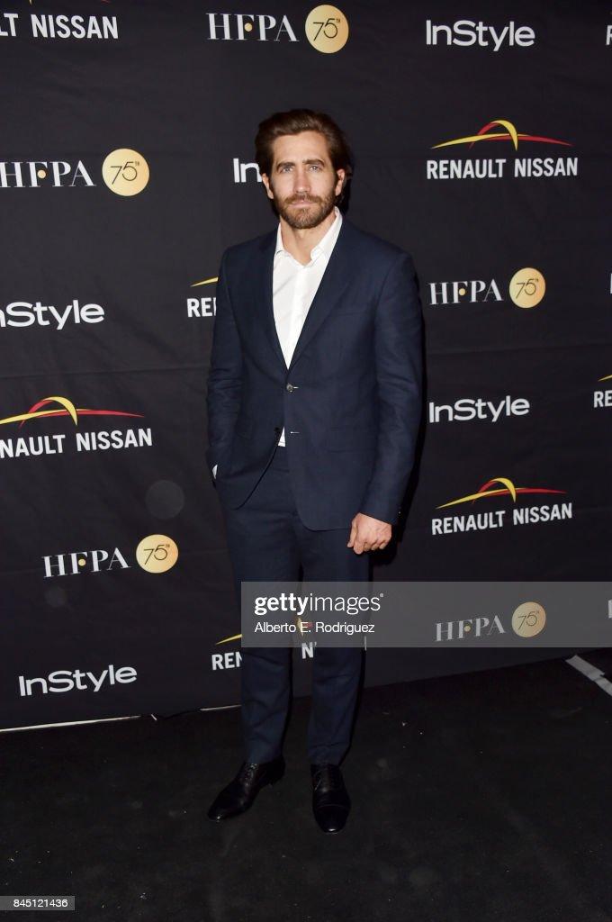 HFPA & InStyle Annual Celebration Of 2017 Toronto International Film Festival - Arrivals : News Photo