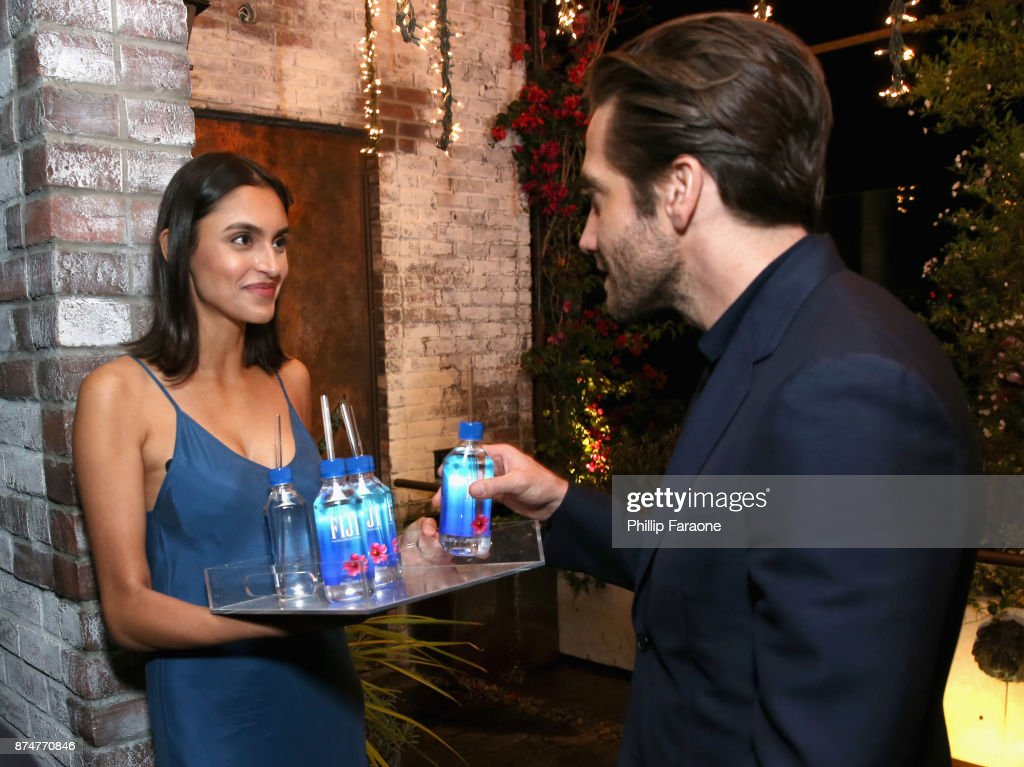 FIJI Water at the Hollywood Foreign Press Association and InStyle's Celebration of the 2018 Golden Globe Awards Season and Unveiling of the Golden Globe Ambassador
