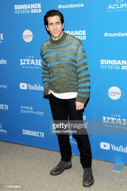 Jake Gyllenhaal attends the Netflix film Velvet Buzzsaw Sundance Film Festival Premiere at Eccles Center Theatre on January 27 2019 in Park City Utah