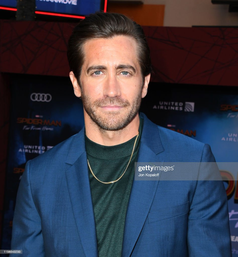 "Premiere Of Sony Pictures' ""Spider-Man Far From Home""  - Arrivals : News Photo"