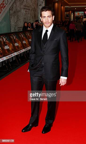 Jake Gyllenhaal attends the World film premiere of 'Prince Of Persia', at Vue Westfield on May 9, 2010 in London, England.