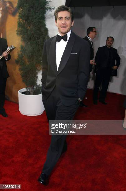 Jake Gyllenhaal during 12th Annual Screen Actors Guild Awards Official After Party hosted by People Magazine and the Entertainment Industry...