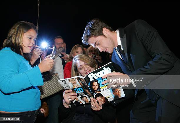 Jake Gyllenhaal during 17th Annual Palm Springs International Film Festival Gala Awards Presentation Red Carpet at Palm Springs Convention Center in...