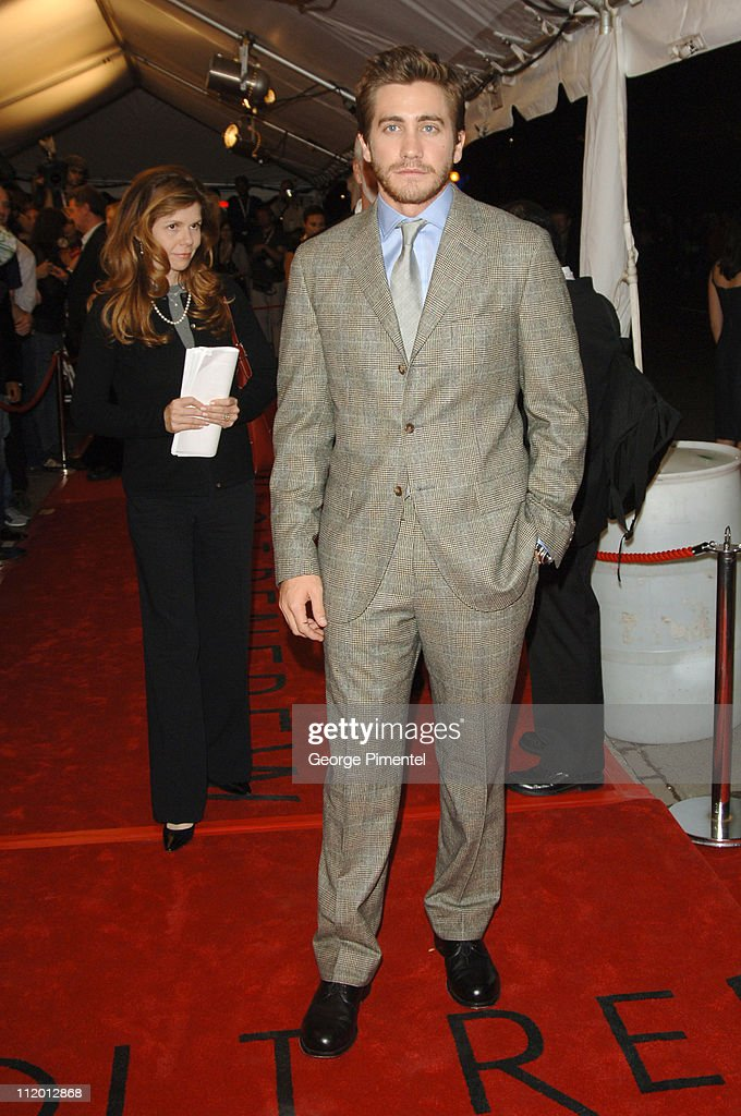 Jake Gyllenhaal during 2005 Toronto Film Festival - 'Proof' Premiere at Roy Thompson Hall in Toronto, Canada.