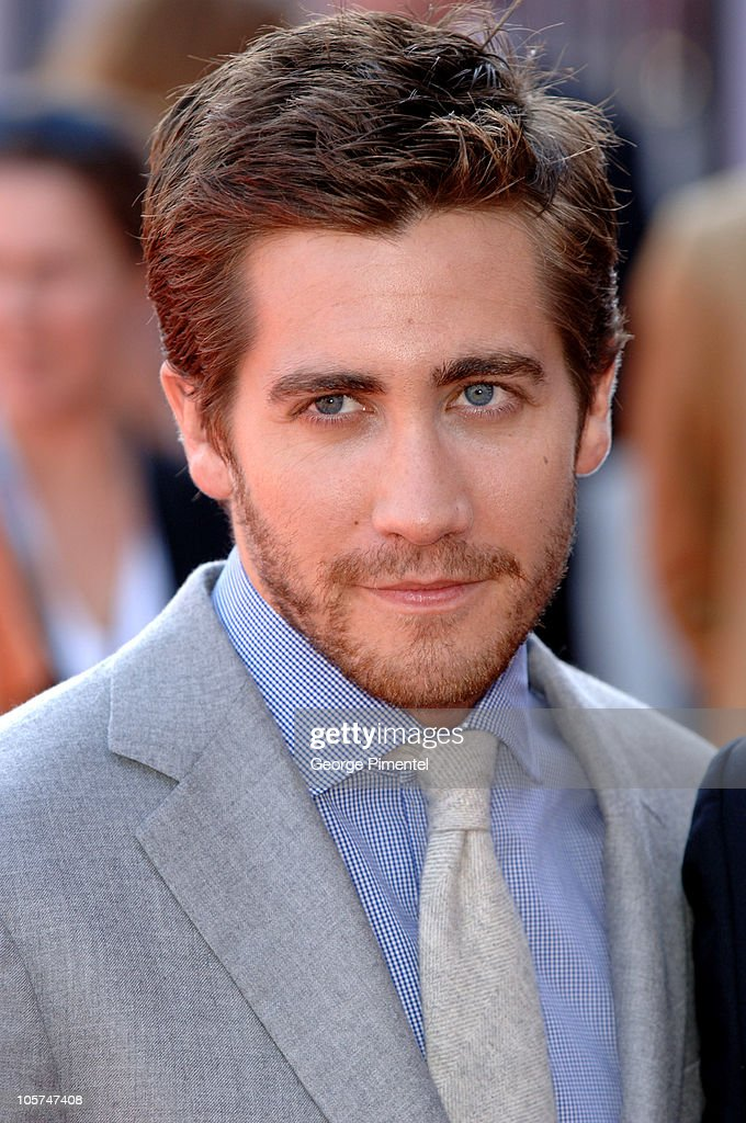 Jake Gyllenhaal during 2005 Venice Film Festival - 'Proof' Premiere at Venice Lido in Venice, Italy.