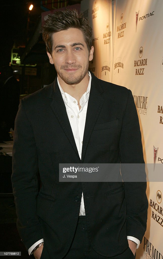 Jake Gyllenhaal during Premiere Magazine's 'The New Power' - Red Carpet at Forbidden City in Hollywood, California, United States.