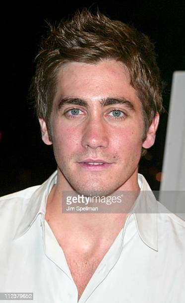 Jake Gyllenhaal during 'Secretary' Premiere New York at Clearview Chelsea West Theater in New York City New York United States